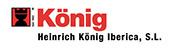 König. Técnicas de reparación y materiales de superficie